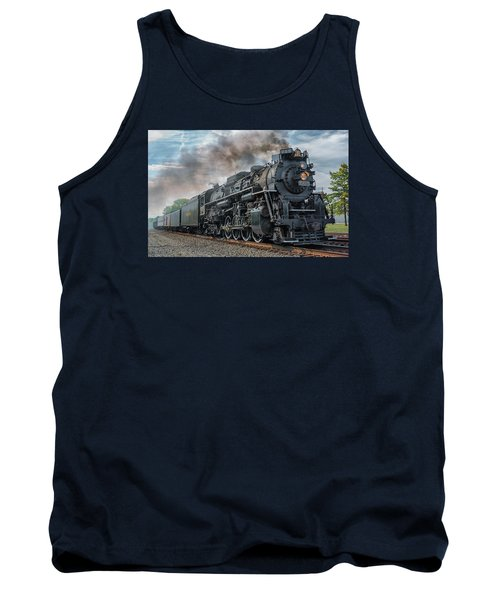 Steam Train  Tank Top