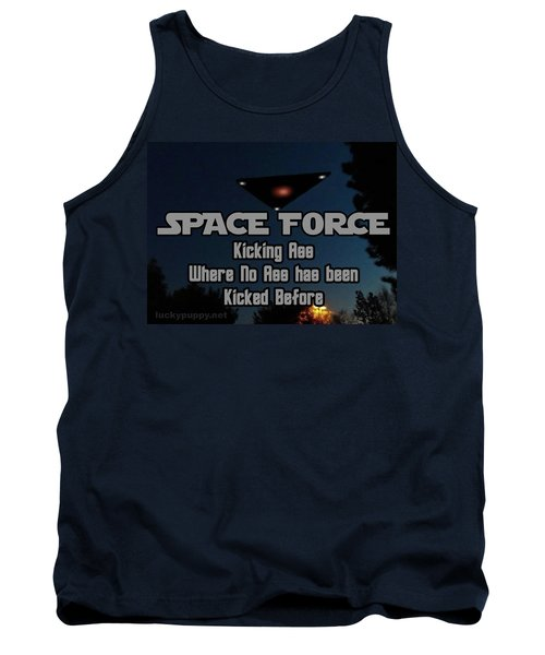 The United States . Space Force Tank Top