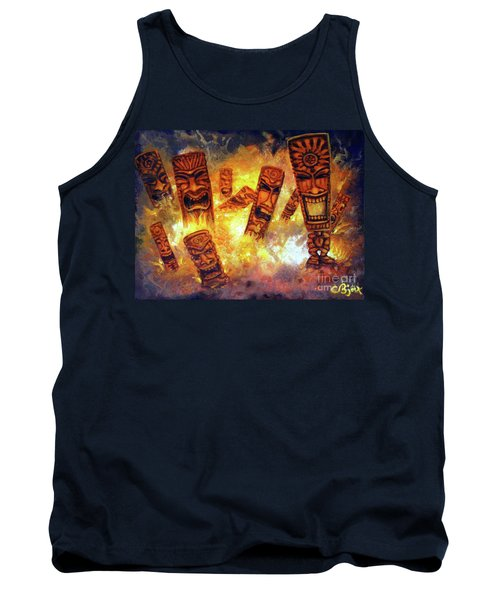 Tiki Hot Spot Tank Top
