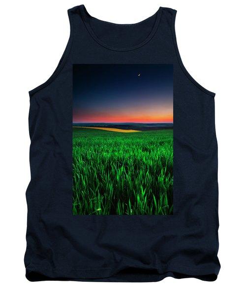 Twilight Fields Tank Top