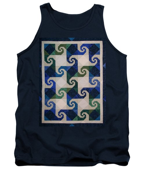 Virginia Reel Tank Top