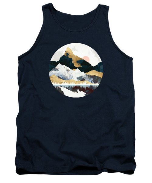 Winters Day Tank Top
