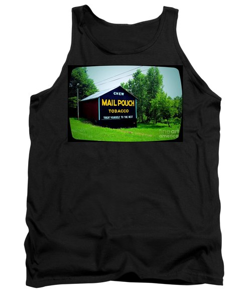 Mail Pouch Tank Top