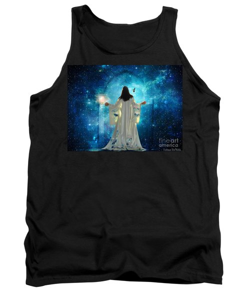 Heavens Door Tank Top