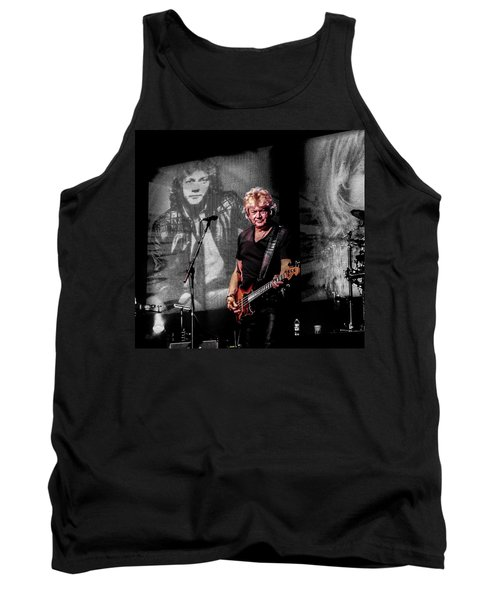 Lifetime In Music Tank Top by Ray Congrove
