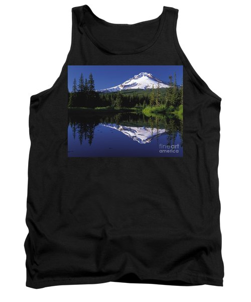 Tank Top featuring the photograph  Mount Hood Oregon  by Paul Fearn