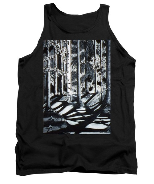 Take The Maine Path Tank Top