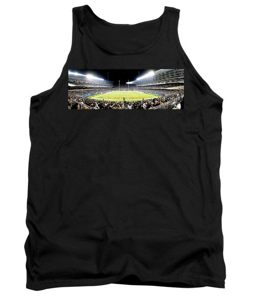 0856 Soldier Field Panoramic Tank Top