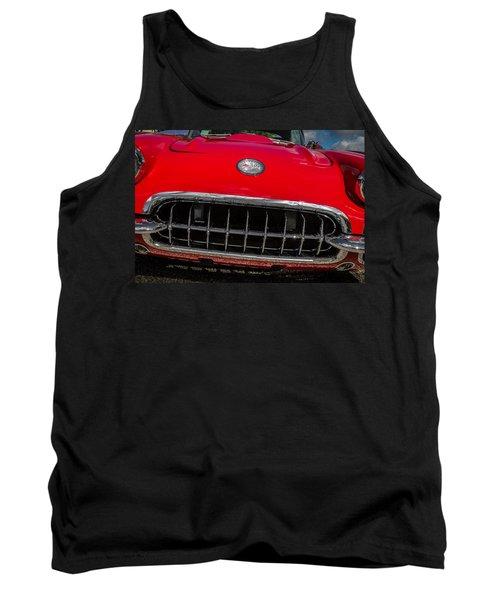 1958 Chevrolet Corvette Grille Tank Top