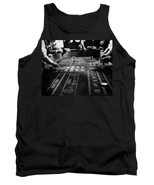 1960s Four Anonymous Unidentified Tank Top