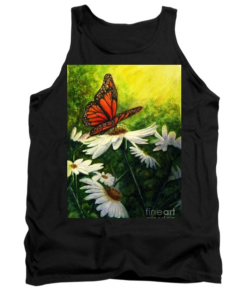 A Life-changing Encounter Tank Top by Hazel Holland