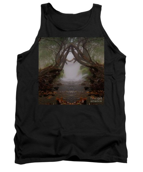 An Enchanted Place Tank Top