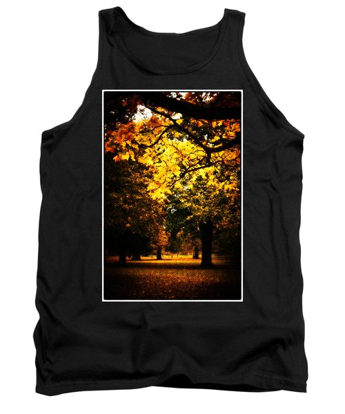 Autumnal Walks Tank Top