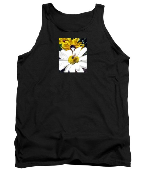 Beecause Tank Top by Janice Westerberg