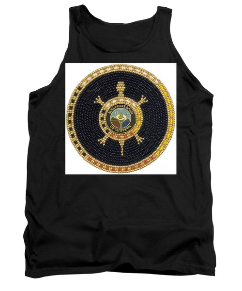 Bois Forte Band Tank Top