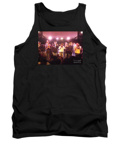 Bonerama At The Old Rock House Tank Top by Kelly Awad