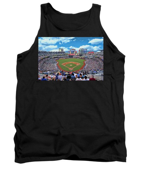 Citi Field 2 - Home Of The N Y Mets Tank Top