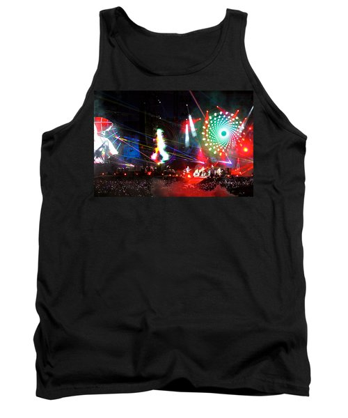 Coldplay - Sydney 2012 Tank Top