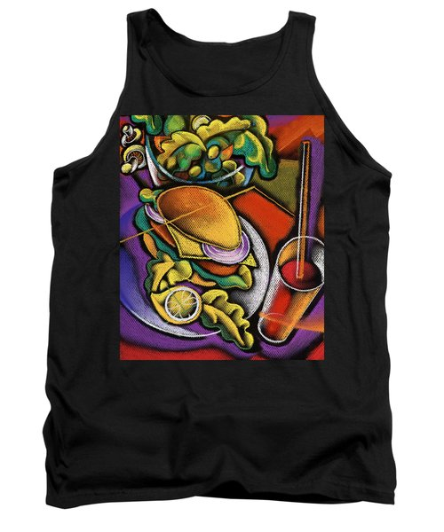 Food And Beverage Tank Top
