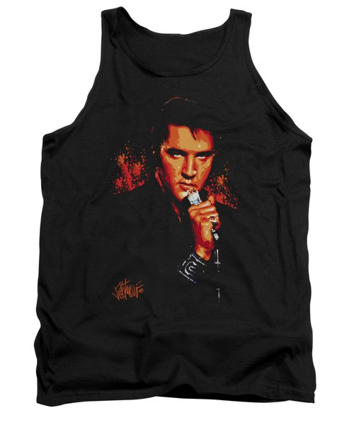 Elvis - Trouble Tank Top by Brand A