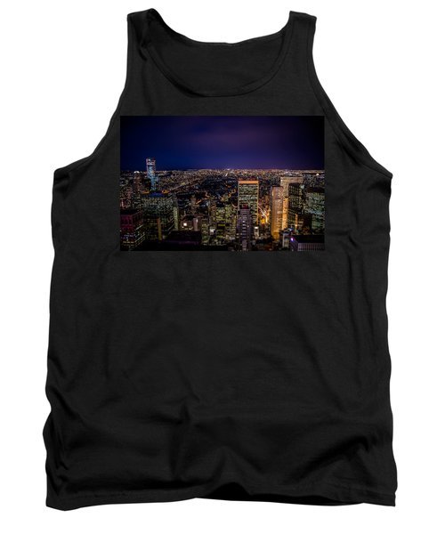 Field Of Lights And Magic Tank Top