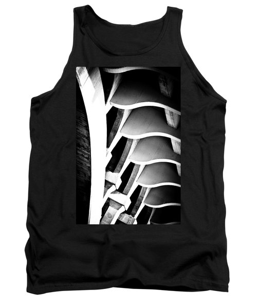 Fractal Ford Tank Top