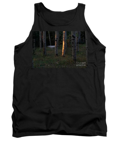 Ghostly Apparition Tank Top