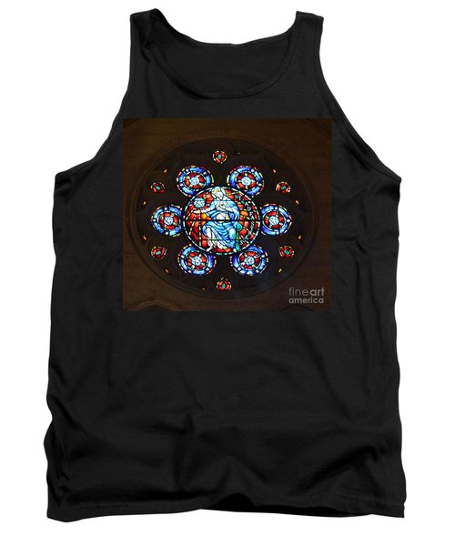 Grace Cathedral Tank Top by Dean Ferreira
