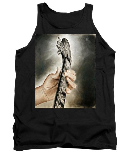 Guitarist's Point Of View Tank Top