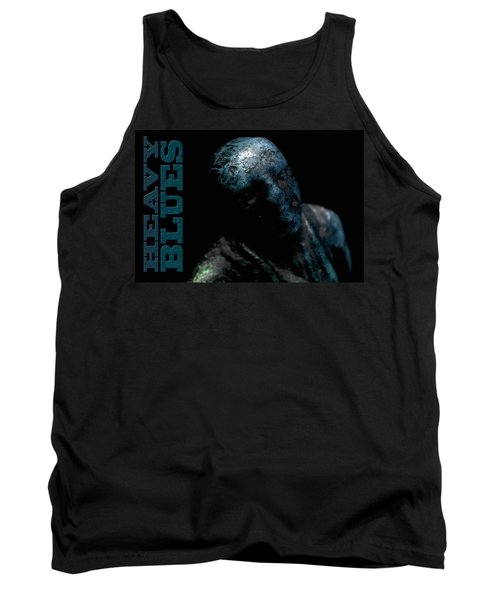 Tank Top featuring the photograph Heavy Blues by WB Johnston