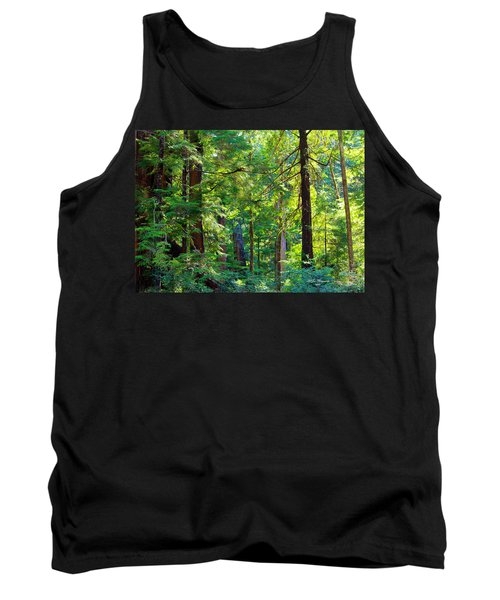 Hoh Rain Forest Tank Top