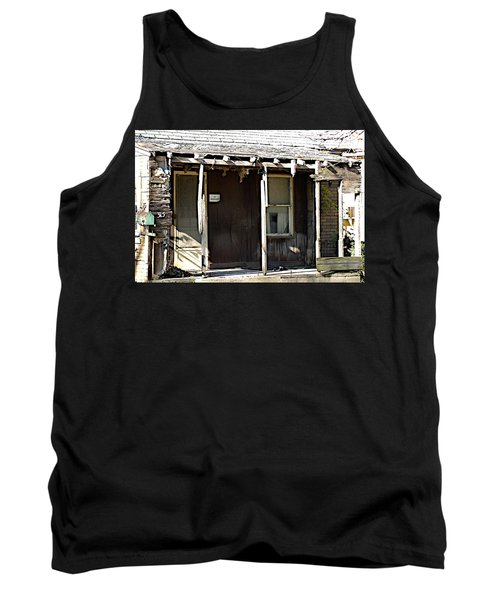 Home Tank Top by Joseph Yarbrough