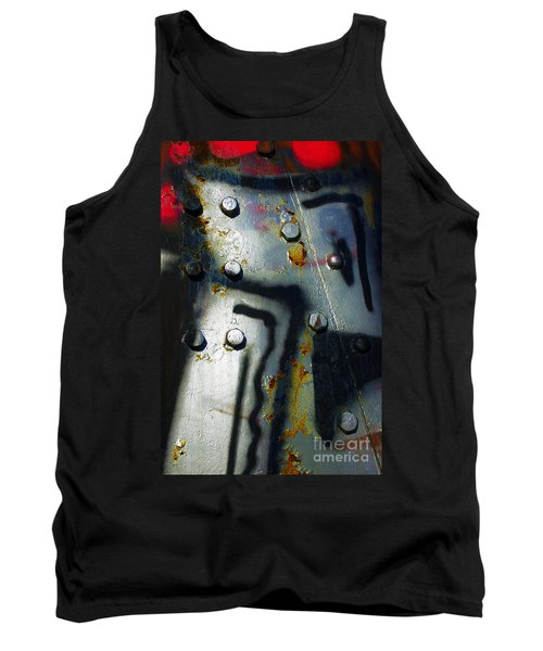 Industrial Detail Tank Top