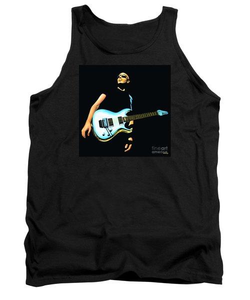 Joe Satriani Painting Tank Top