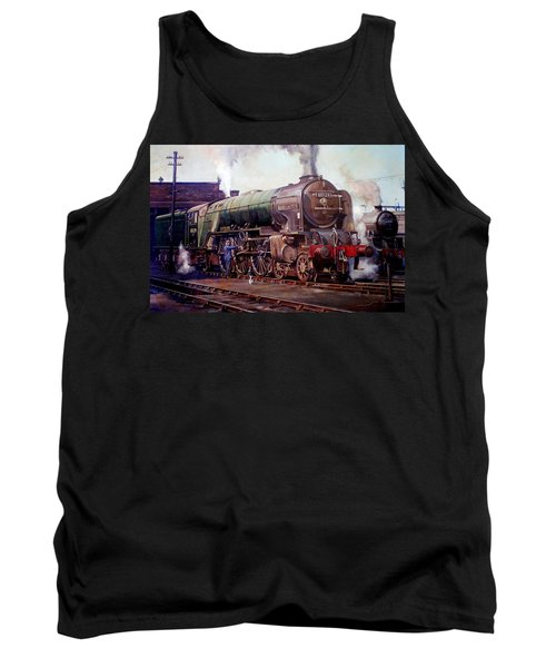 Kenilworth On Shed. Tank Top by Mike  Jeffries