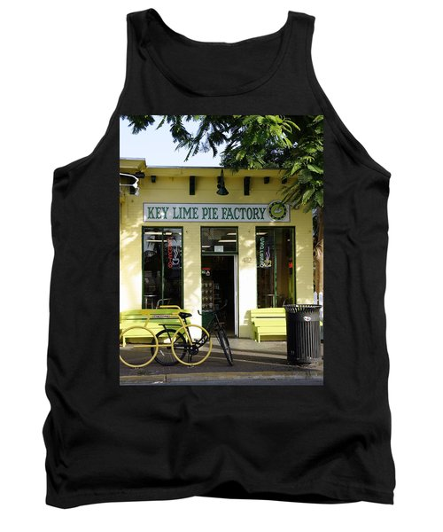 Key Lime Pie Tank Top