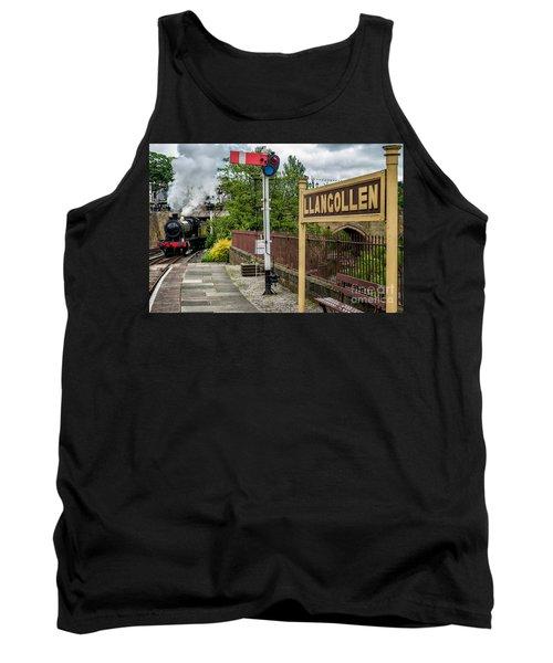 Llangollen Railway Station Tank Top