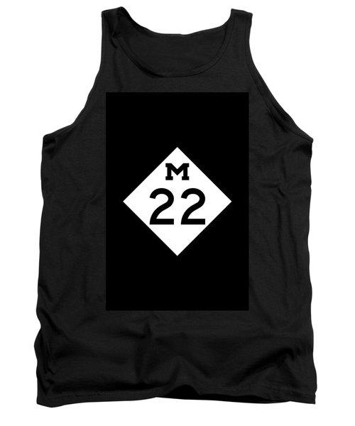 M 22 Tank Top