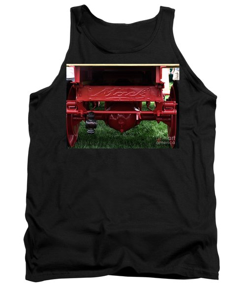 Mack Truck 1  Tank Top by Chris Thomas