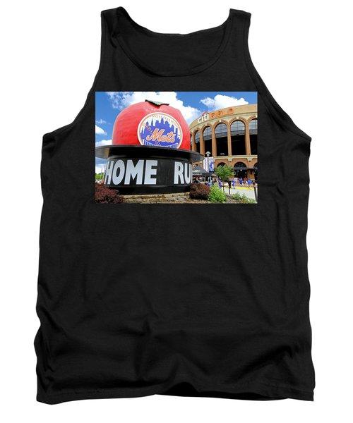 Mets Home Run Apple Tank Top