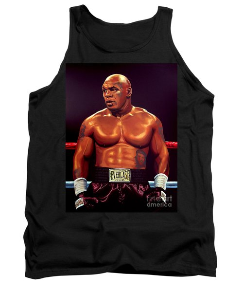 Mike Tyson Tank Top