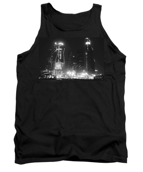 Moscow At Night  Tank Top