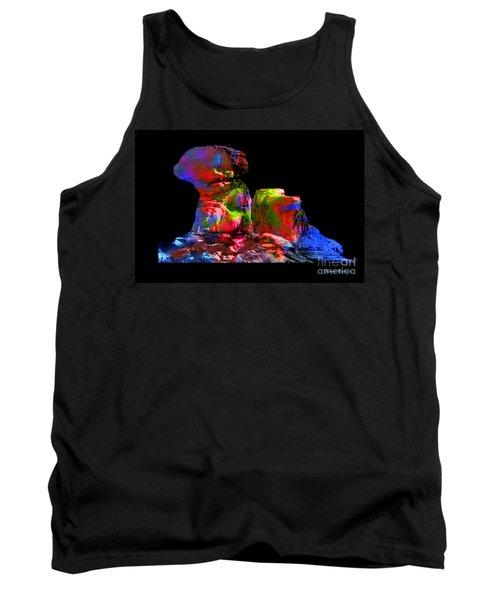 Mushroom Rock Tank Top