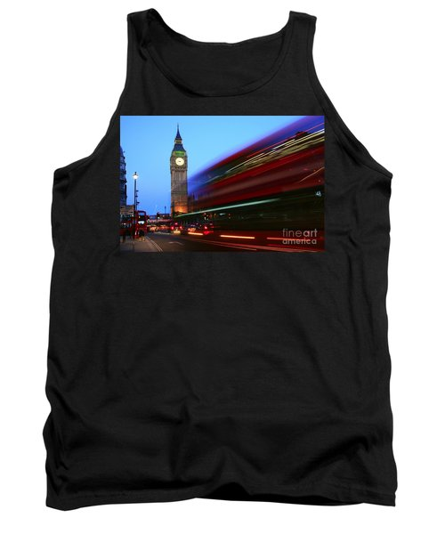 Must Be London Tank Top