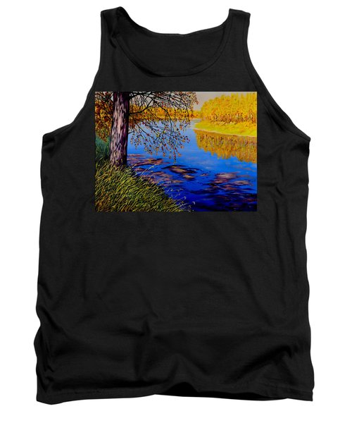 October Afternoon Tank Top