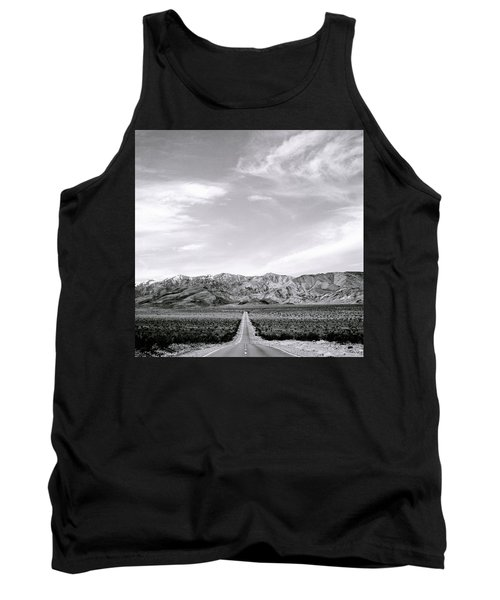 On The Road Tank Top by Shaun Higson