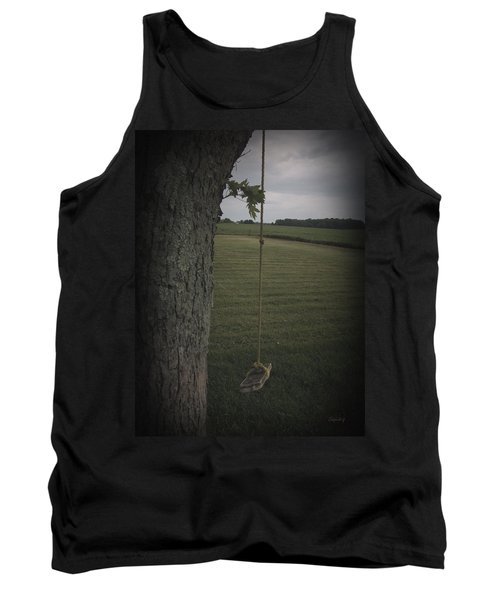 Once Upon A Time Tank Top by Cynthia Lassiter
