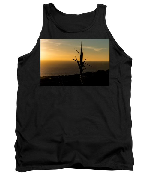 One At Sunset Tank Top