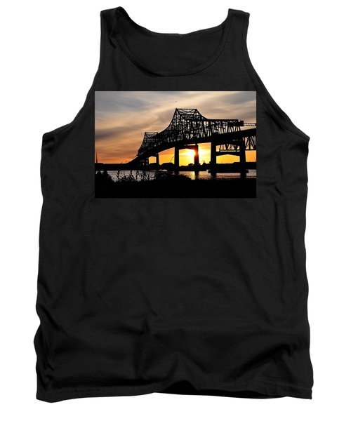 Over The Mississippi Tank Top