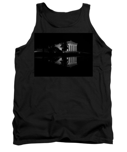 Parthenon Puddle Tank Top
